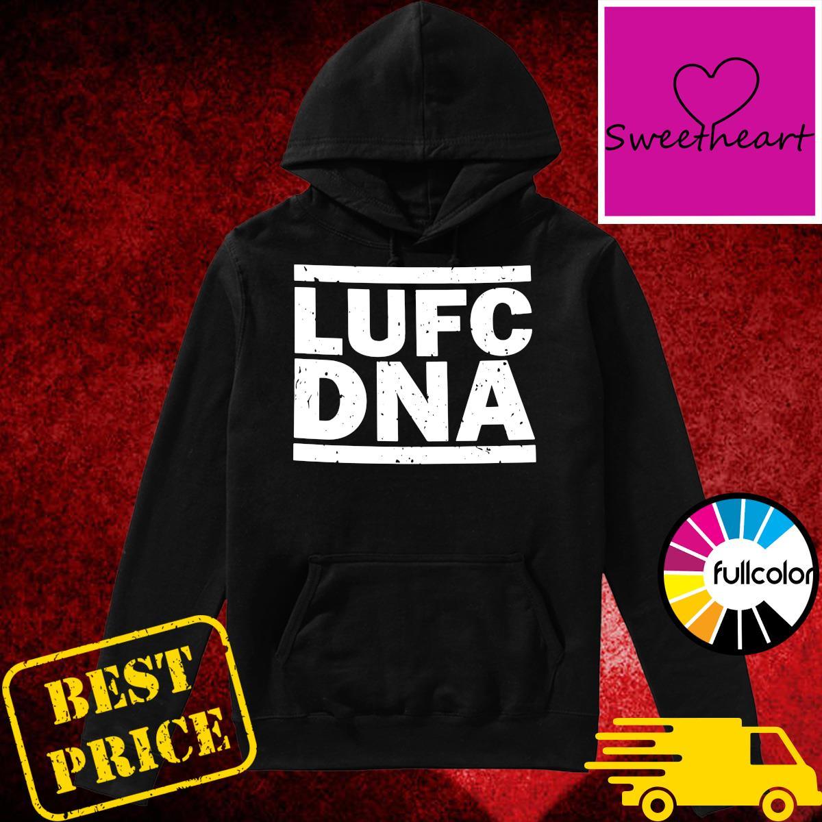 official LUFC DNA Hoodie