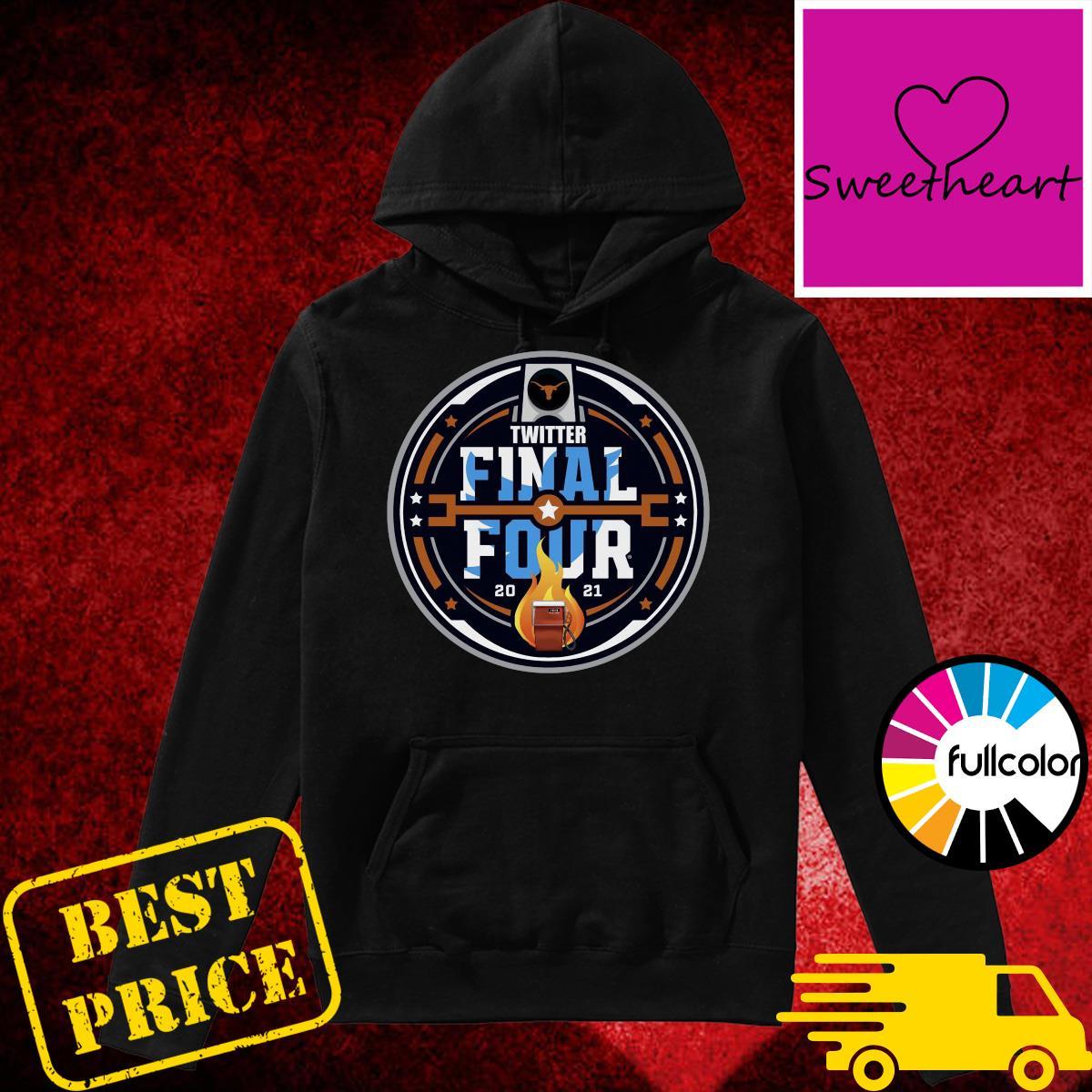 Official Twitter Final Four 2021 Basketball Shirt Hoodie