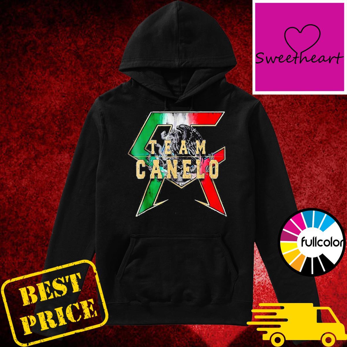 Canelos Saul Alvarez Boxer T-Shirt Hoodie